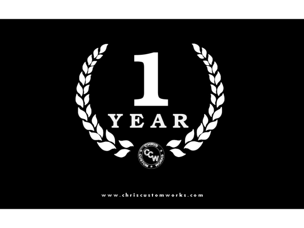 CCW 1 year -